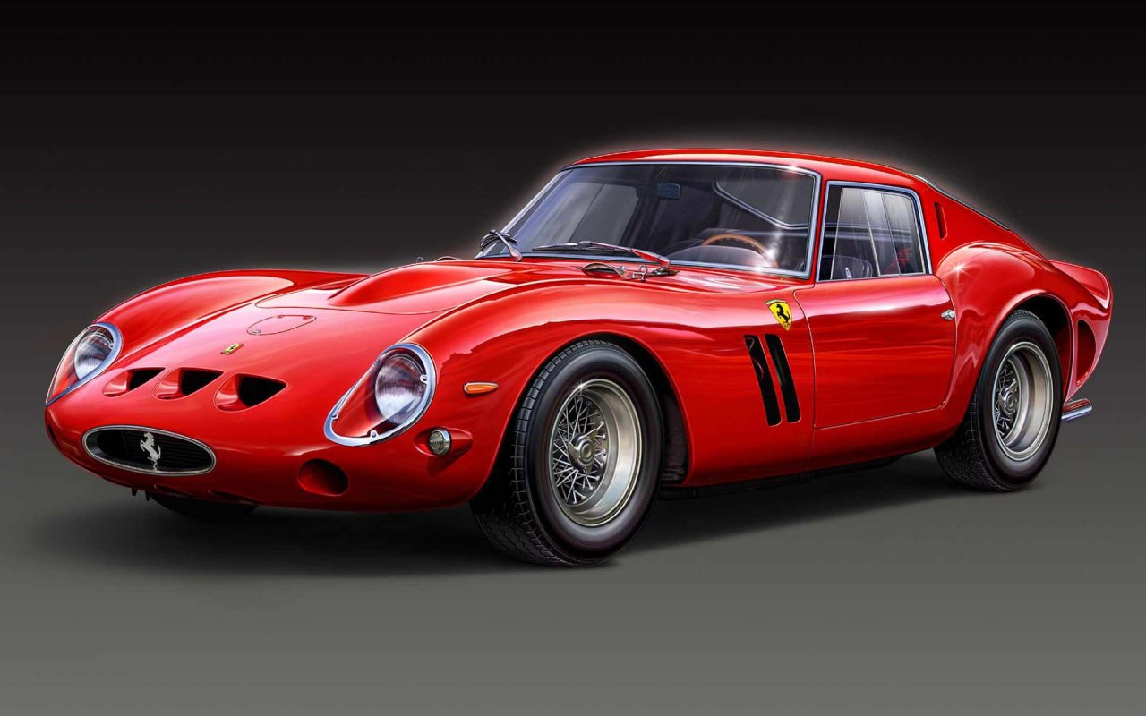 Ferrari 250 Gto Wallpapers: Ferrari Road Cars Are Used As A Symbol Of Luxury And Wealth