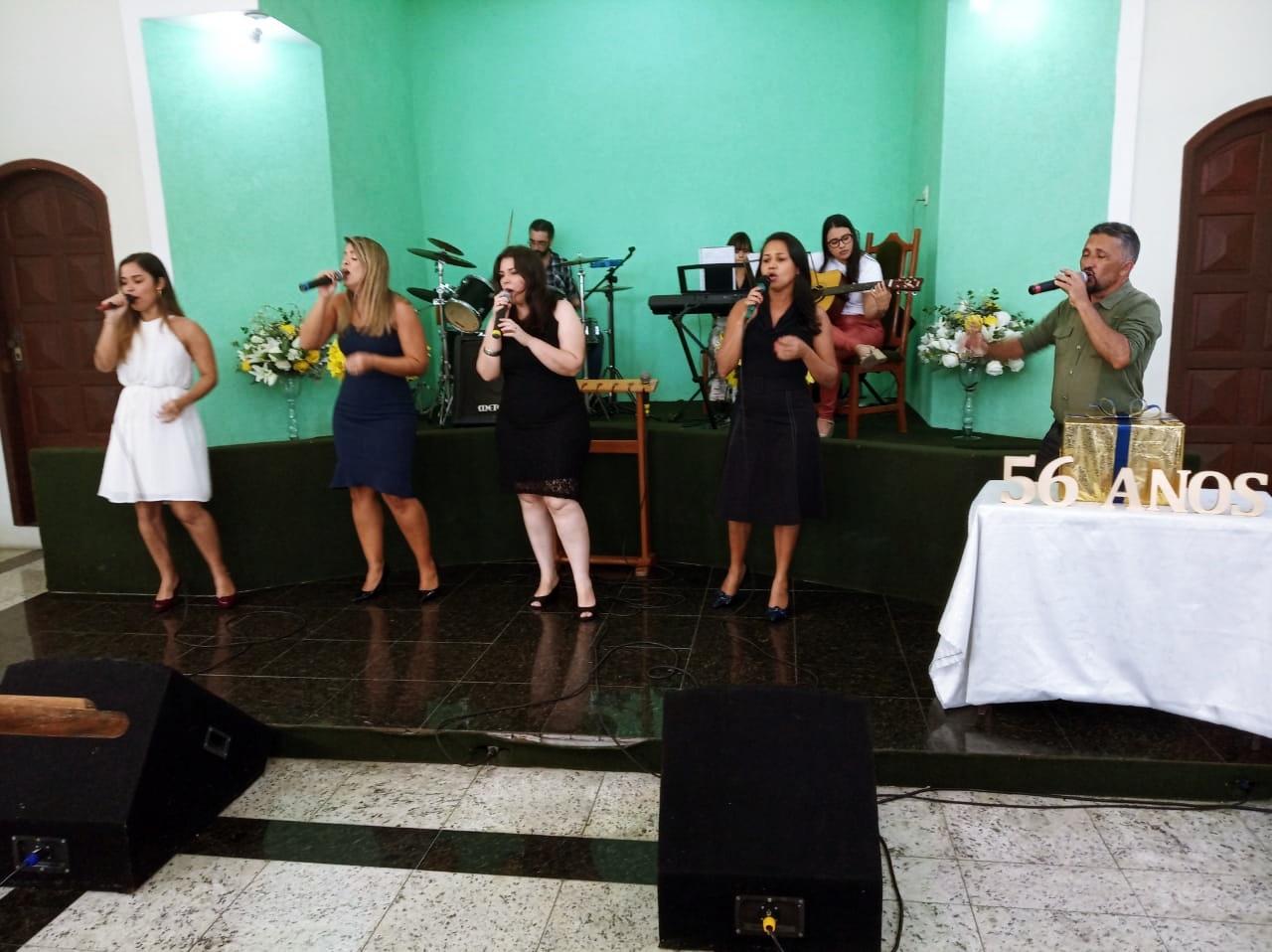 Ministério de Musica da IAP Piedade