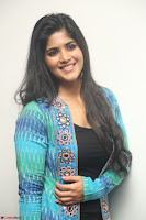 Megha Akash in a beautiful Anarkali dress with Long Jacket at LIE success meet ~  Exclusive Celebrities Galleries 003.JPG