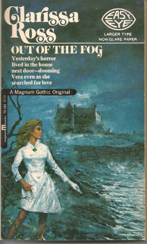Out of the Fog (Magnum Books # 75-352) by Ross, Clarissa, Illustrated by Cover Art and Cover Art