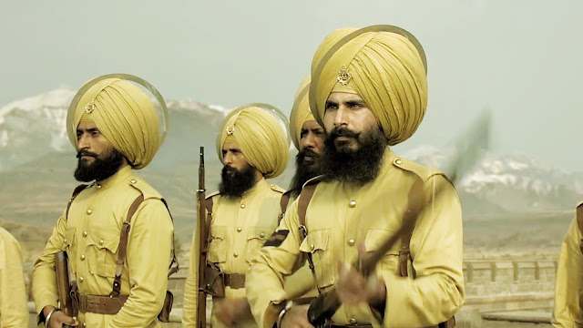 A Still from Kesari