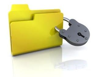 برنامج Folder Lock لغلق الملفات برقم سري