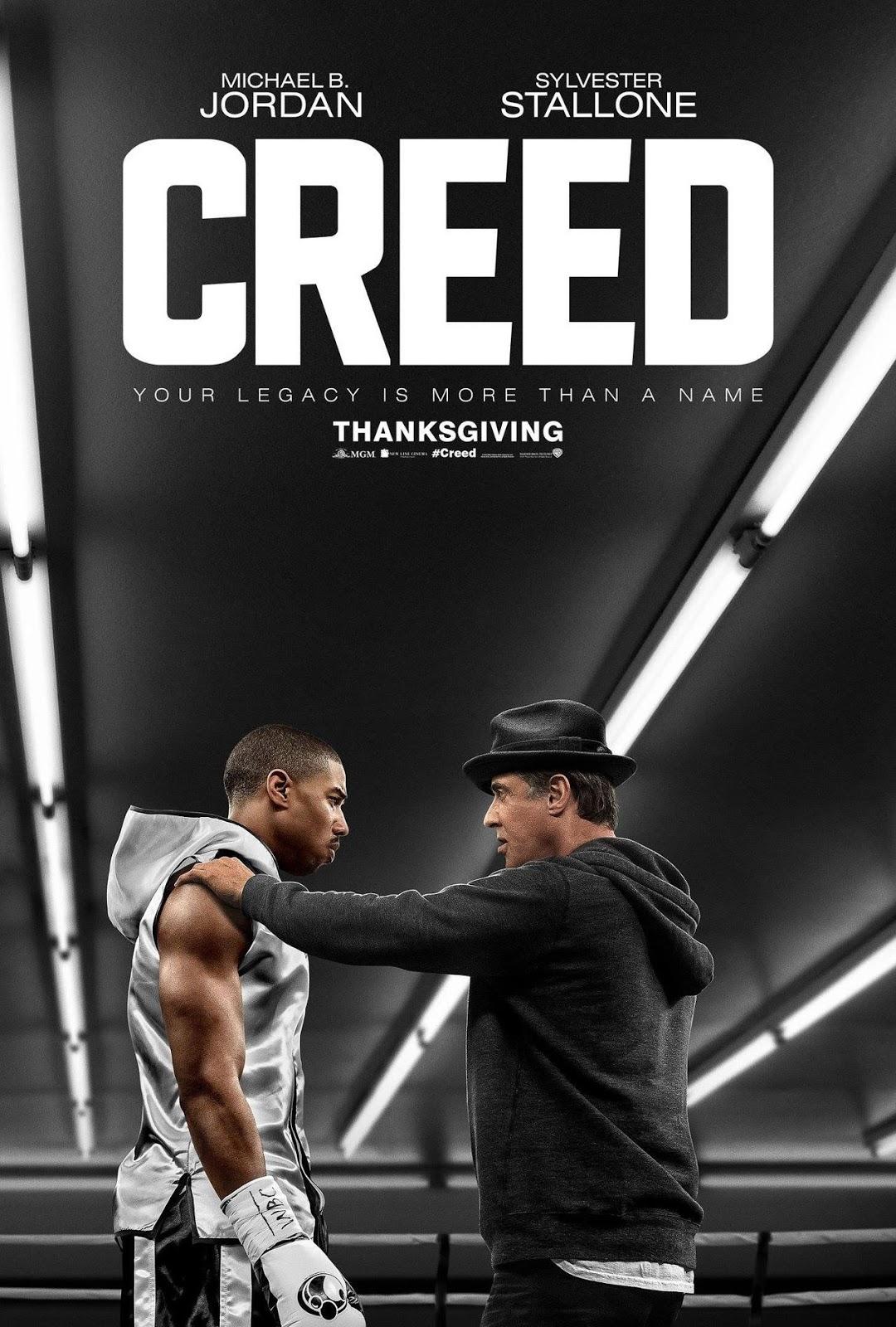 Creed: Nascido para Lutar - Dublado