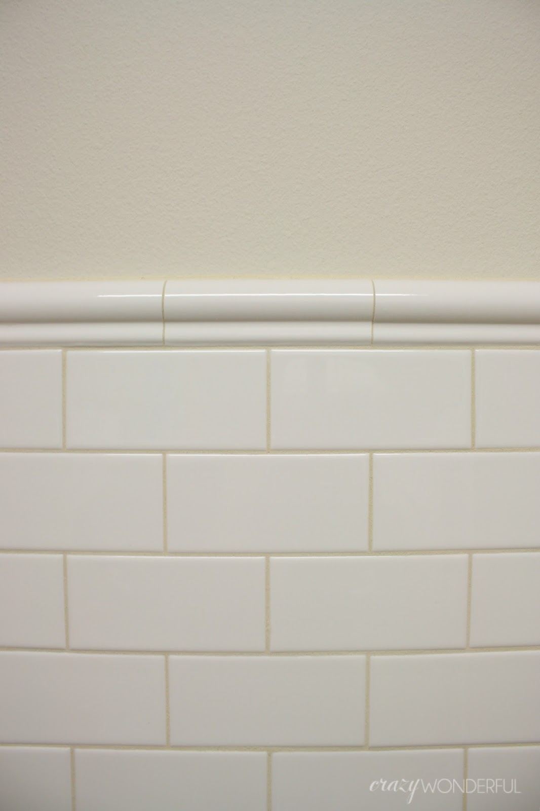 How To Fix The Wrong Grout Color Crazy Wonderful