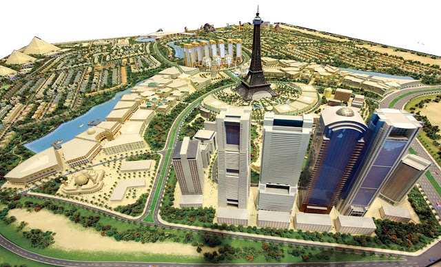 Falconcity of Wonders to support Dubai's 2021 real estate vision at latest Cityscape Global