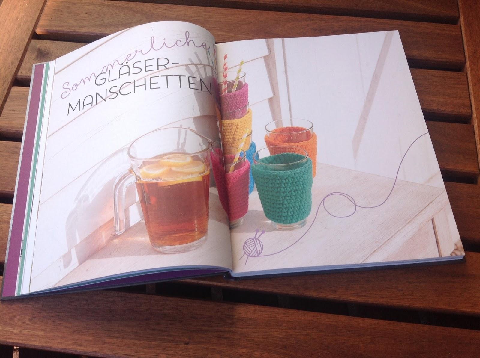 Sarah Wiener Strickbuch Gläsermanschetten