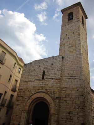 Iglesia de Sant Miquel en Montblanc