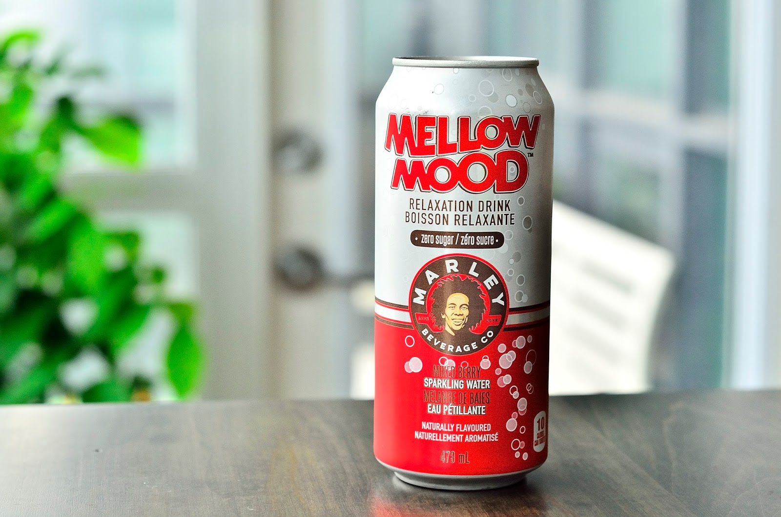 What i drink at work marley mellow mood mixed berry for Sparkling water mixed drinks