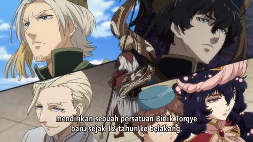 Shoukoku no Altair Episode 12 Subtitle Indonesia