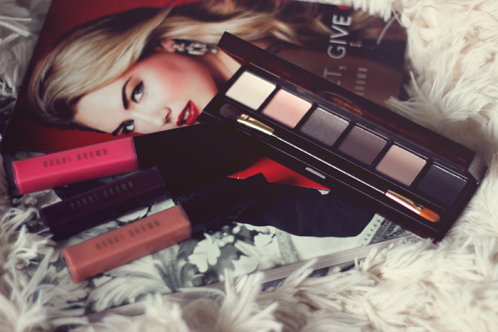 Bobbi Brown Holiday 2014 Limited Edition cool eye palette makeup
