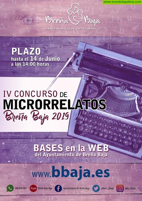"IV Concurso de Microrrelatos ""Breña Baja Mágica"" - 2019"