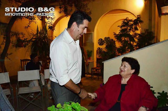Την Παγκόσμια Ημέρα της Γυναίκας ο Δήμος Ναυπλιέων τιμά την Ιωάννα Παπαντωνίου
