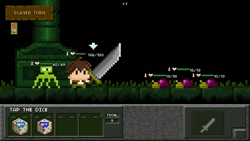 Android:Τα 5 καλύτερα Δωρεάν Παιχνίδια για Android. TinydungeonGretaku