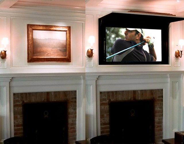 ... dintorni!: TV A SCOMPARSA ...una richiesta sempre più comune