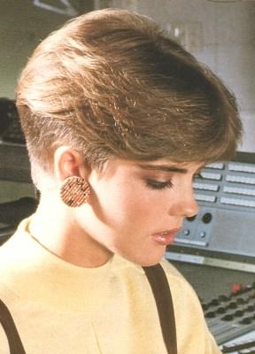 Cortes de pelo en los 80