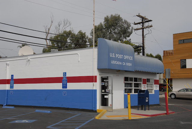 Leucadia Post Office: LadyD Books