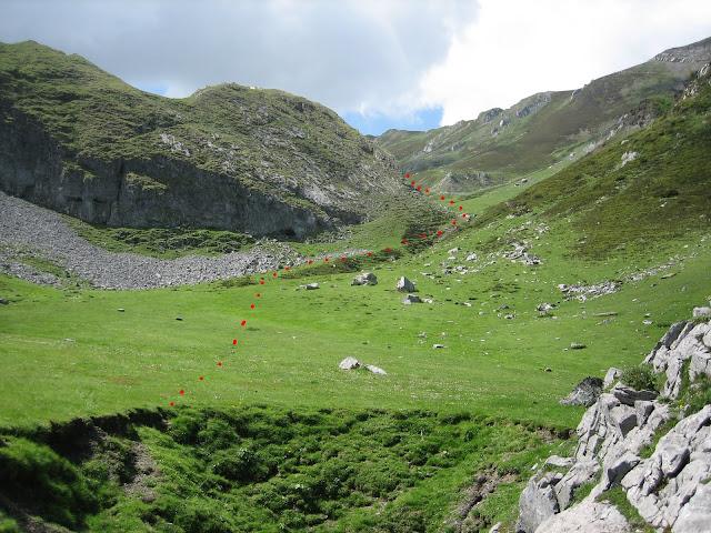 Rutas Montaña Asturias: Ruta al pico Faro y Huevo, majada Morteras