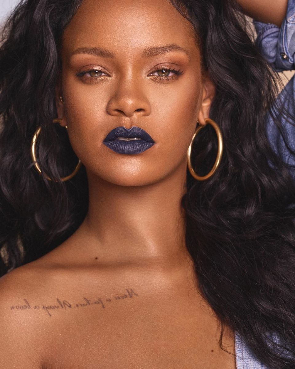 Rihanna set to launch the MatteMoiselle Lipsticks