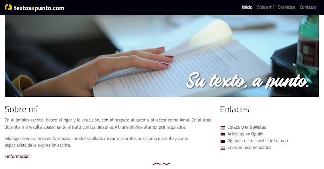 pagina web patricia martinez coach de autores