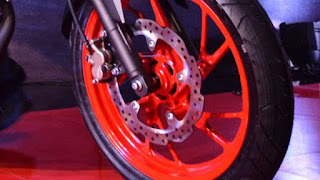 Baru Rilis Ini Tampilan Honda CB150R facelift 2018