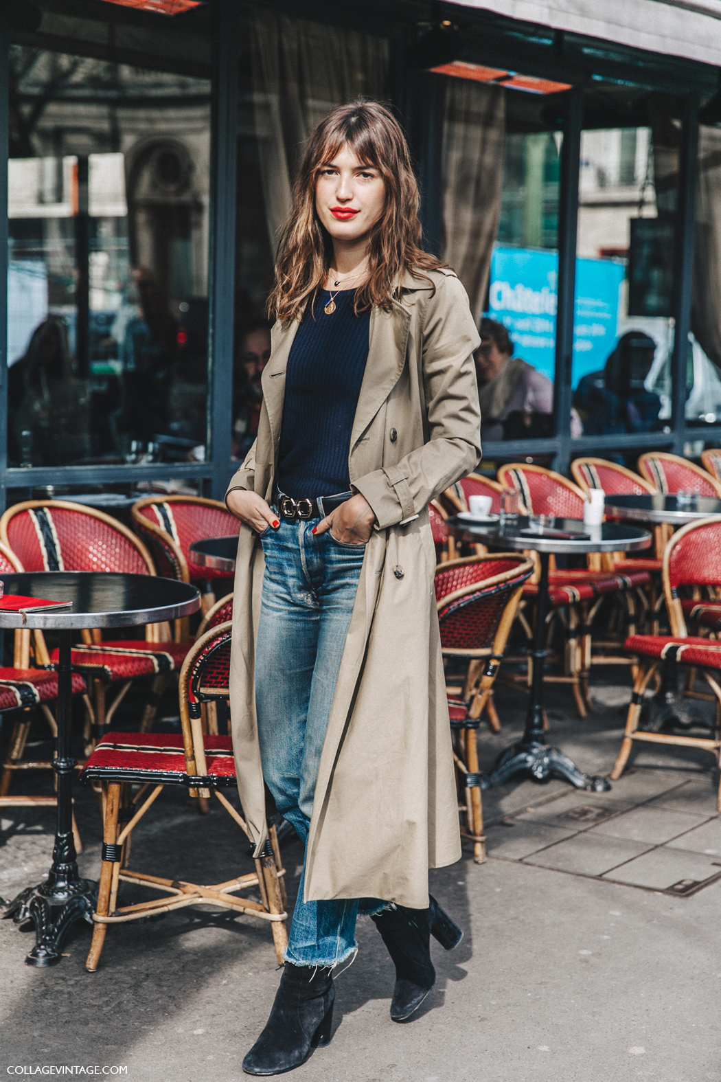 Follow This French Girl Formula for the Perfect Outfit