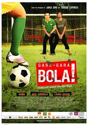 Gara-Gara Bola Poster
