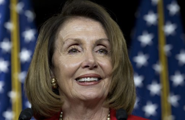 What The Fudge? Potential Challenger To Nancy Pelosi's Speakership Bid Bows Out