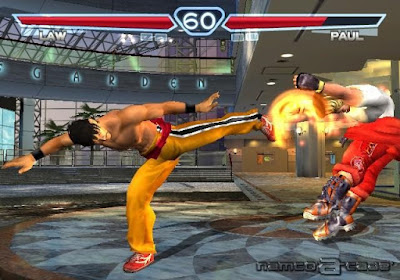 Tekken 4 Free Download For PC