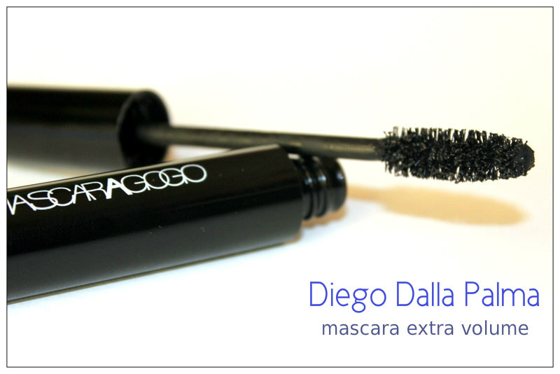 Review: Mascara extra volume – Diego Dalla Palma.