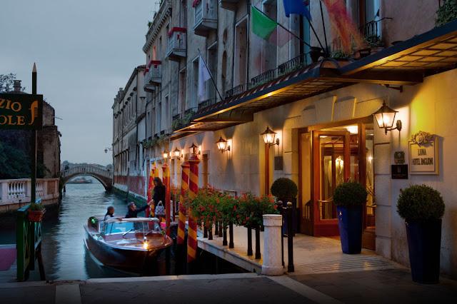 Baglioni Hotel Luna en Venecia (Italia)