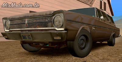 Plymouth Belvedere Station Wagon perennial ivf ad vehfuncs