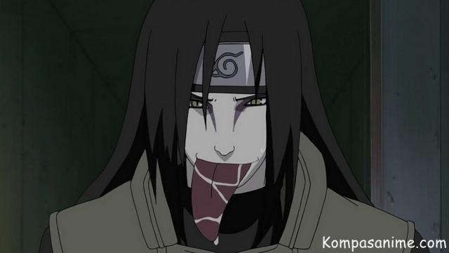 Shinobi paling mengerikan di Naruto