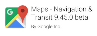 Maps - Navigation & Transit v9.45 apk update with new dedicated photos tab