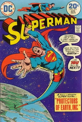 Superman #274, Protectors of Earth, Inc