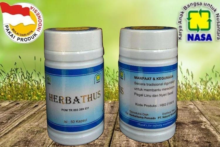 Herbathus Herbal Alami Untuk Penyakit Asam Urat
