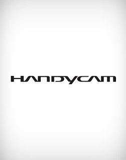 handycam vector logo, handycam logo vector, handycam logo, handycam, camera logo vector, handycam logo ai, handycam logo eps, handycam logo png, handycam logo svg