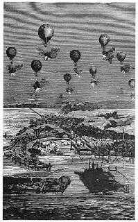 Venice balloon attack, 1849