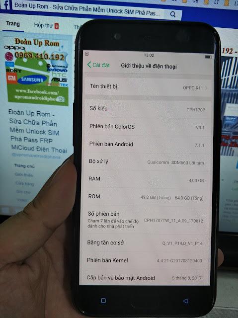 Dịch vụ up rom phá password phá tk google xiaomi micloud unlock sim