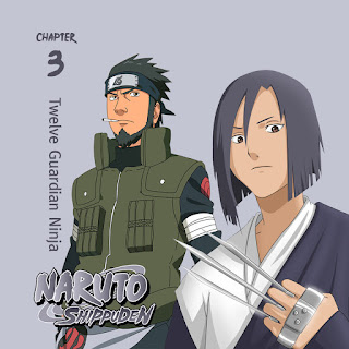 Naruto Shippuden Season 3 Subtitle Indonesia
