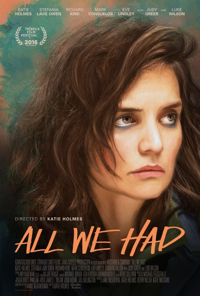 All We Had (2016) Subtitle Indonesia – BluRay 720p