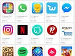 Top 15 Apps Populares Enero 2018