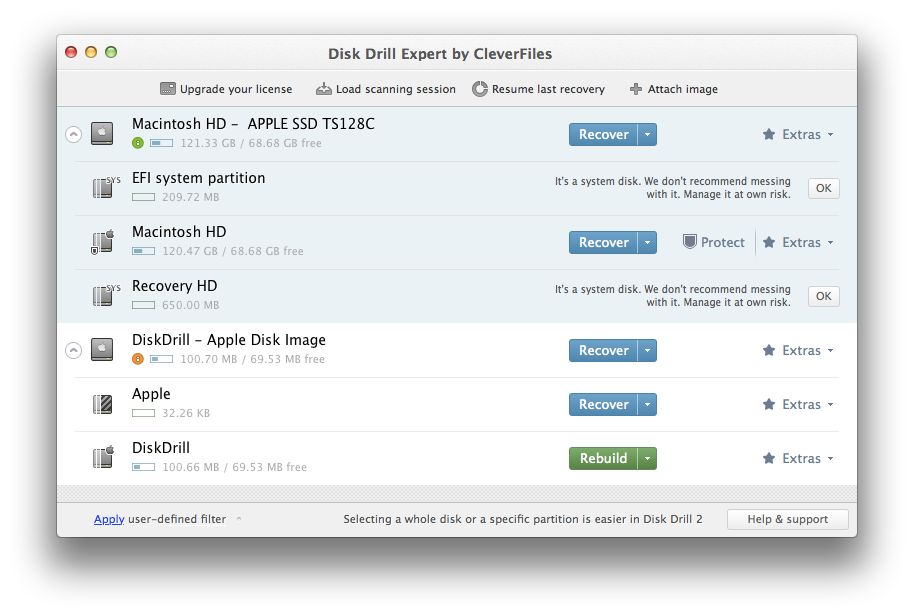 Recover deleted files from apple hard drive with the best