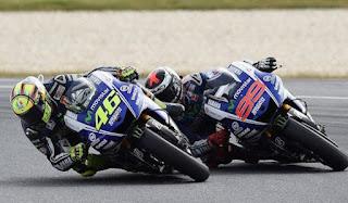 Jelang MotoGP Australia: Lorenzo Incar Posisi Rossi di Klasemen MotoGP 2016