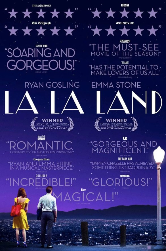 La La Land Dual Audio Hindi Dubbed