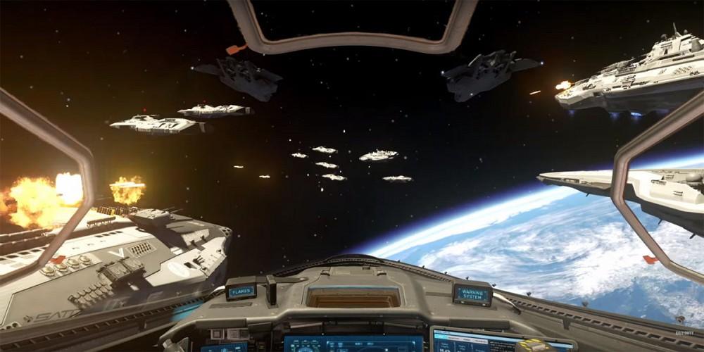 Future war stories fws news feed titanfall 2 cod infinity warfare and destiny the rise of - Infinite warfare ship assault ...