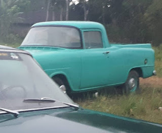 PEDAGANG MOBIL TUA : Holden Special Pick Up 1961 Original