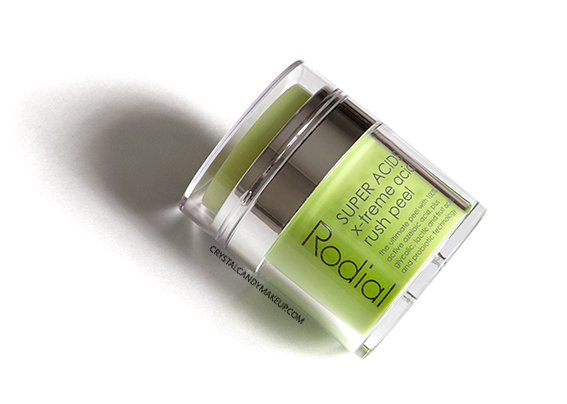 Rodial Super Acids X-Treme Acid Rush Peel Review