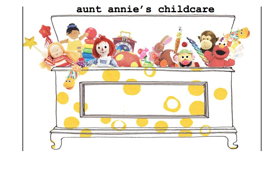 Aunt Annie's Childcare: Mat time puppet show script