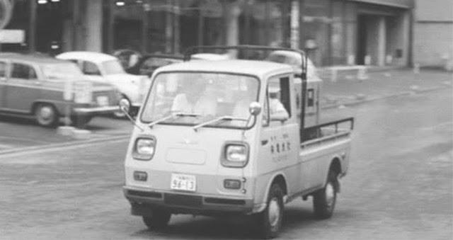 Daihatsu Hijet S37 JDM