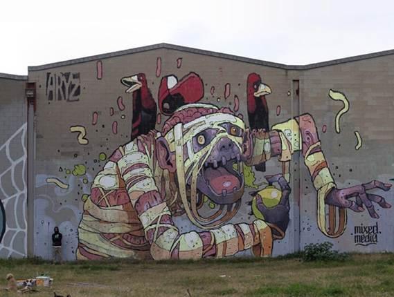 Halloween Graffiti, Halloween Graffiti schrift, Halloween Graffiti Zeichnung, Halloween Graffiti Bild, kürbis zu halloween